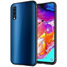 """Samsung a70 Dėklas """"Aurora""""  mėlynas"""