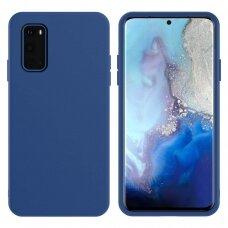Samsung Galaxy A03s dėklas X-LEVEL/PIPILU DINAMIC mėlynas