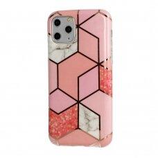 iphone 11 pro Cosmo Marble silicon dizainas 1