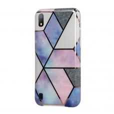 samsung galaxy a10 Cosmo Marble silicon dizainas 3