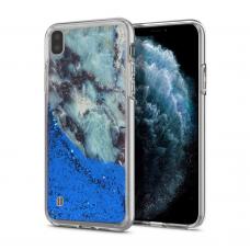 Samsung Galaxy A10 dėklas Vennus WATER Stone mėlynas