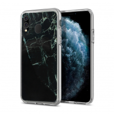 Samsung Galaxy A40 dėklas Vennus WATER Stone juodas