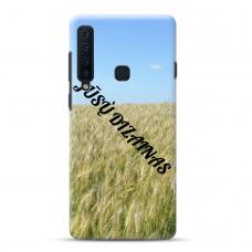 Samsung Galaxy A9 2018 TPU dėklas nugarėlė su jūsų dizainu. Dėklas gaminamas su jūsų pateikta nuotrauka