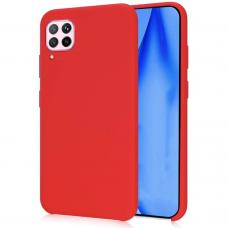 Samsung Galaxy A12 dėklas Vennus silicone lite raudonas