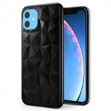 Iphone 11 DĖKLAS PRISM TPU juodas