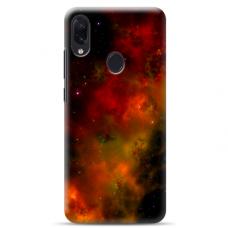 """Samsung Galaxy A40 TPU dėklas unikaliu dizainu 1.0 mm """"u-case Airskin Space 1 design"""""""