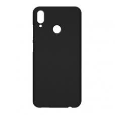 Akcija! Huawei y9 2019 dėklas TPU rubber juodas