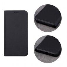 Samsung galaxy a21s atverčiamas dėklas Smart Skin juodas