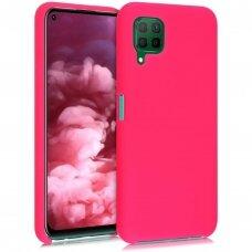 Samsung Galaxy A12 dėklas Vennus silicone lite rožinis