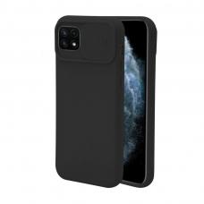 Samsung galaxy a22 5g dėklas CAMERA Protect juodas