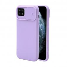 Samsung galaxy a22 5g dėklas CAMERA Protect violetinis