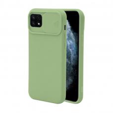 Samsung galaxy a22 5g dėklas CAMERA Protect žalias