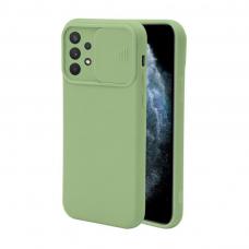 Samsung galaxy A52/ A52s dėklas CAMERA Protect žalias