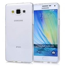 SAMSUNG GALAXY a5 2015 DĖKLAS MERCURY JELLY CLEAR PERMATOMAS 0,6MM
