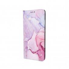 Samsung Galaxy a32 4g atverčiamas dėklas smart trendy marble 3