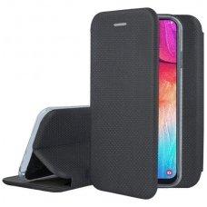 Samsung galaxy a40 atverčiamas dėklas Smart Verona juodas