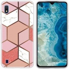 samsung galaxy a10 Cosmo Marble silicon dizainas 1