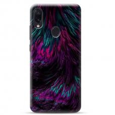 """Samsung Galaxy A40 TPU dėklas unikaliu dizainu 1.0 mm """"u-case Airskin Feather design"""""""