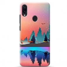 """Samsung Galaxy A40 TPU dėklas unikaliu dizainu 1.0 mm """"u-case Airskin Nature 5 design"""""""