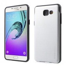 Samsung galaxy A5 2016 dėklas MERCURY SKY SLIDE PILKAS PLASTIKAS SU VIETA KORTELĖMS