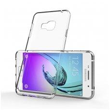 Samsung galaxy A5 2016 dėklas Silikoninis Ultra Slim 0,3mm skaidrus