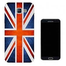 Samsung galaxy a5 2017 dėklas Flag of England silikoninis