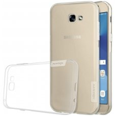 Samsung Galaxy A5 2017 dėklas Nillkin Nature Silikoninis permatomas, skaidrus