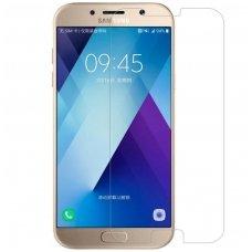 Samsung galaxy A5 2017 grūdinto stiklo ekrano apsauga iki išlenkimo Tempered Glass Premium 9H