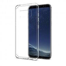 Samsung Galaxy S8  X-level antislip permatomas silikoninis skaidrus dėklas