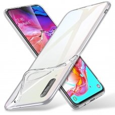 SAMSUNG GALAXY a70 DĖKLAS high CLEAR PERMATOMAS 1.00MM