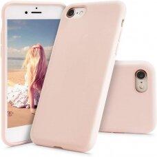 Akcija! Iphone 7/ Iphone 8 dėklas MERCURY SILICONE rožinis