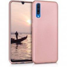 Samsung galaxy a50 dėklas MERCURY SILICONE rožinis