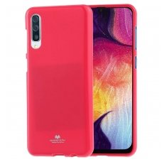 Samsung Galaxy a50 MERCURY JELLY CASE Silikoninis raudonas