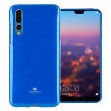 Samsung Galaxy a50 MERCURY JELLY CASE Silikoninis mėlynas