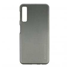 Samsung Galaxy a50 MERCURY JELLY CASE Silikoninis pilkas