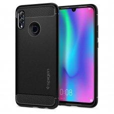 """Huawei P Smart 2019 Spigen """"RUGGED ARMOR"""" aukštos kokybės tpu juodas"""