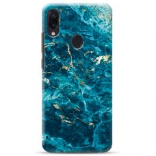 """Samsung Galaxy A40 TPU dėklas unikaliu dizainu 1.0 mm """"u-case Airskin Marble 2 design"""""""