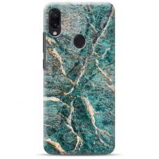 """Samsung Galaxy A40 TPU dėklas unikaliu dizainu 1.0 mm """"u-case airskin Marble 1 design"""""""