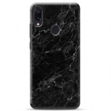"""Samsung Galaxy A40 TPU dėklas unikaliu dizainu 1.0 mm """"u-case Airskin Marble 4 design"""""""