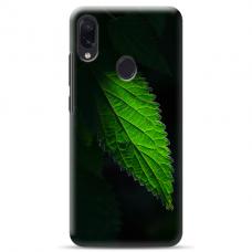 """Samsung Galaxy A40 TPU dėklas unikaliu dizainu 1.0 mm """"u-case Airskin Nature 1 design"""""""