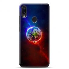 """Samsung Galaxy A40 TPU dėklas unikaliu dizainu 1.0 mm """"u-case Airskin Nature 4 design"""""""