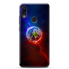 """Samsung Galaxy A20e TPU dėklas unikaliu dizainu 1.0 mm """"u-case Airskin Nature 4 design"""""""