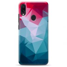 """Samsung Galaxy A40 TPU dėklas unikaliu dizainu 1.0 mm """"u-case Airskin Pattern 8 design"""""""