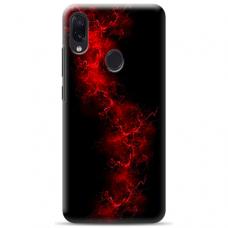"""Samsung Galaxy A20e TPU dėklas unikaliu dizainu 1.0 mm """"u-case Airskin Space 3 design"""""""