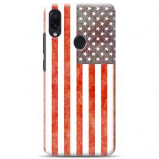 """Samsung Galaxy A20e TPU dėklas unikaliu dizainu 1.0 mm """"u-case Airskin USA design"""""""