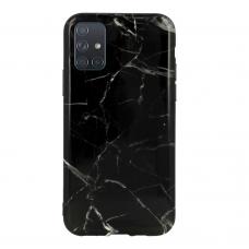Samsung Galaxy A51 dėklas Marble Silicone silikonas Dizainas 6
