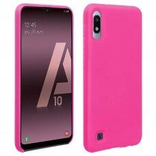 Akcija! Samsung galaxy a10 dėklas Vennus silicone lite rožinis