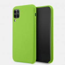 Huawei P40 Lite dėklas Vennus silicone lite žalias
