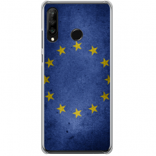 "Huawei P30 Lite TPU dėklas unikaliu dizainu 1.0 mm ""u-case Airskin EU design"""
