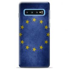 """Samsung Galaxy S10 Plus TPU dėklas unikaliu dizainu 1.0 mm """"u-case Airskin EU design"""""""